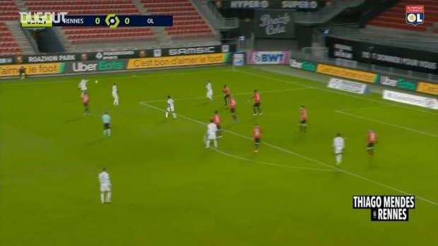 Best of Thiago Mendes vs Rennes
