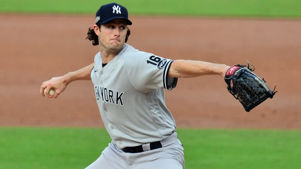 New York Yankees Gerrit Cole