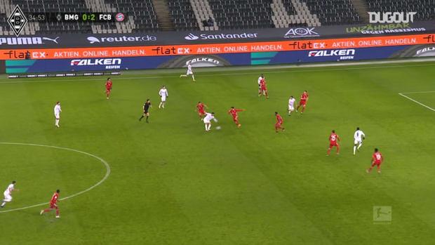 Gladbach produce stunning comeback to beat Bayern
