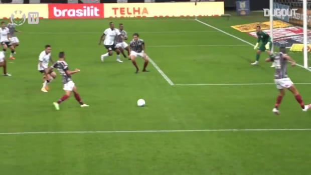 Check the goals of Corinthians 5-0 Fluminense in the Brasileirão Série A