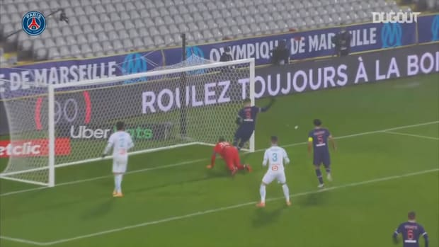 PSG goals in le Trophée des Champions final against Marseille