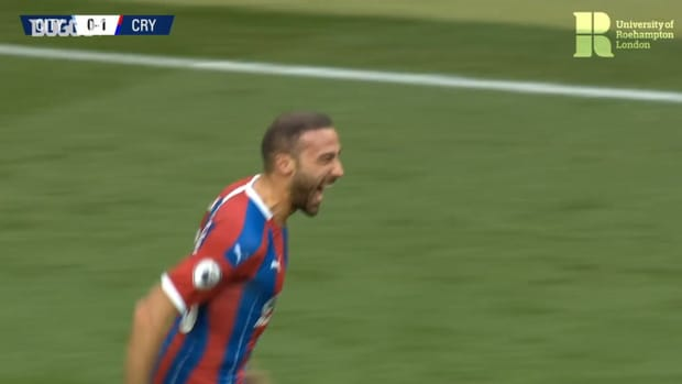 Tosun and Zaha help Palace snatch a point at the Etihad