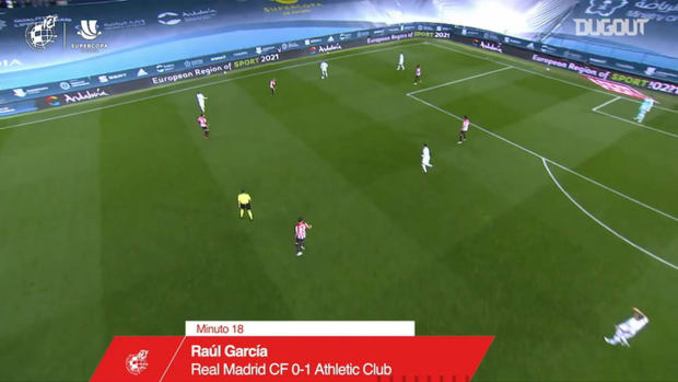 Athletic Club defeat Real Madrid in the Spanish Supercup semi-finals