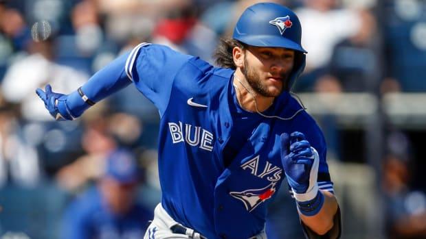 Toronto Blue Jays Bo Bichette