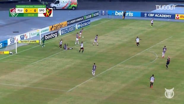 Highlights Brasileirão: Fluminense 1-0 Sport Recife