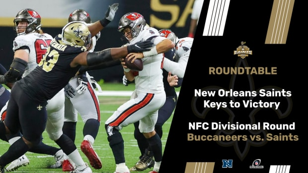 Keys to Victory Roundtable - NFC Divisional Round