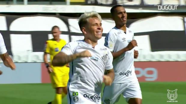 Highlights Brasileirão: Santos 2-1 Botafogo