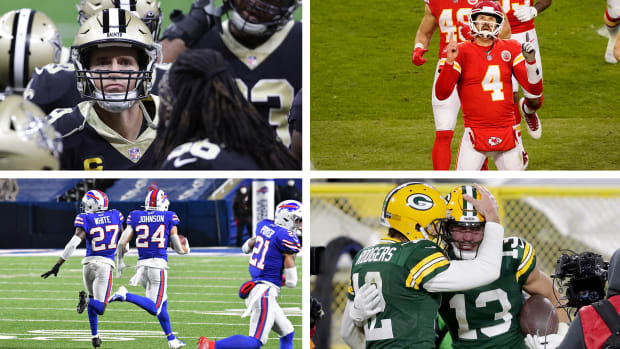 NFL Divisional Playoffs takeaways