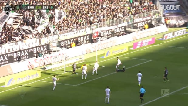 Sommer's sensational display against Werder Bremen