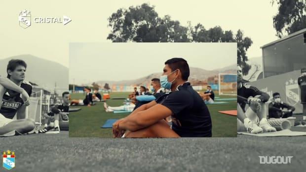 Sporting Cristal start their preseason