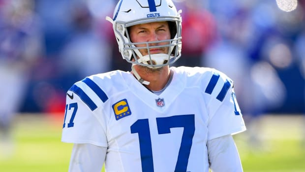 Quarterback Philip Rivers will announce his retirement on Wednesday after playing his 17th season with the Indianapolis Colts.