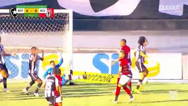 Highlights Brasileirão: Botafogo 1-3 Atlético-GO