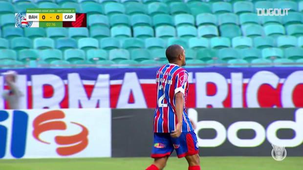Highlights Brasileirão: Bahia 1-0 Athletico-PR