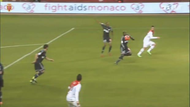 Monaco top five goals vs Marseille at Louis II