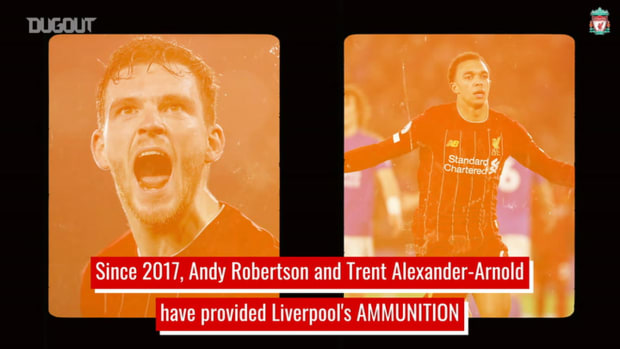 Robertson and Alexander-Arnold - Liverpool's dynamic full-backs