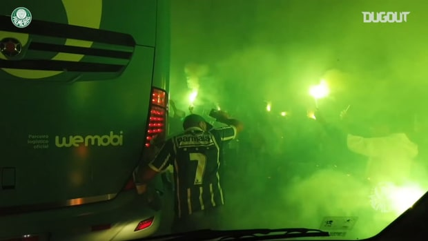 Behind the scenes of Palmeiras reaching 2020 Libertadores final