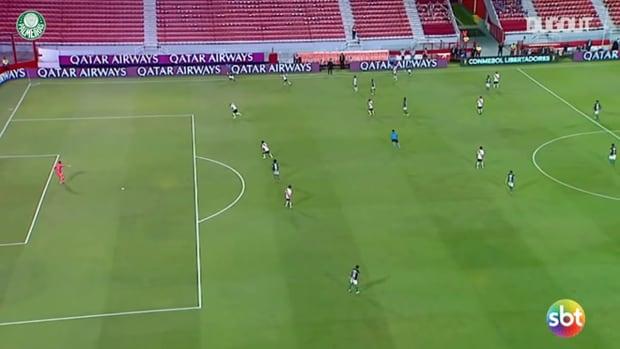 Palmeiras smash River Plate in the 2020 Copa Libertadores semi-final