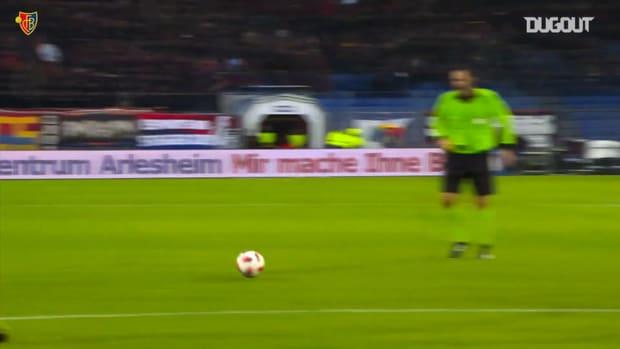 FC Basel 1893 best goals vs FC Zürich