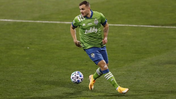 Jordan Morris leaves Seattle for Swansea