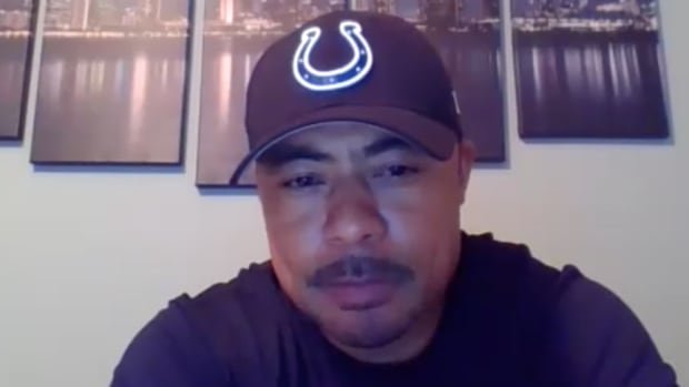 Indianapolis Colts quarterbacks coach Marcus Brady has reportedly been promoted to offensive coordinator to replace Nick Sirianni, who was hired as Philadelphia Eagles head coach on Thursday.