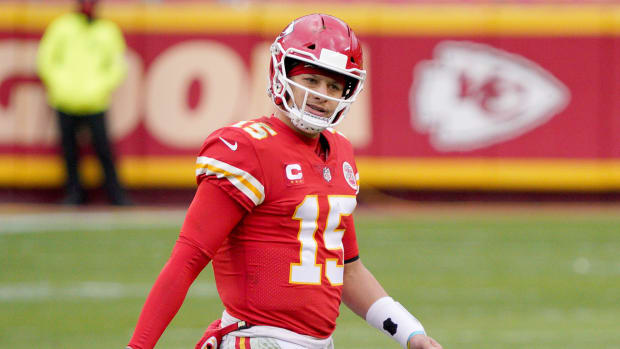 Chiefs quarterback has been cleared from concussion protocol and will play in the AFC Championship game.