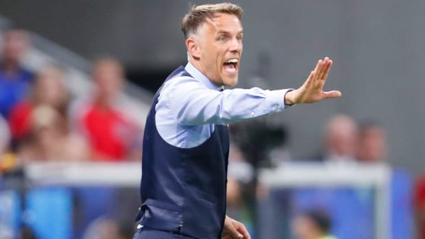 Inter Miami hires Phil Neville as coach