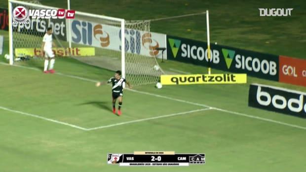 Vasco beat Atlético-MG at São Januário