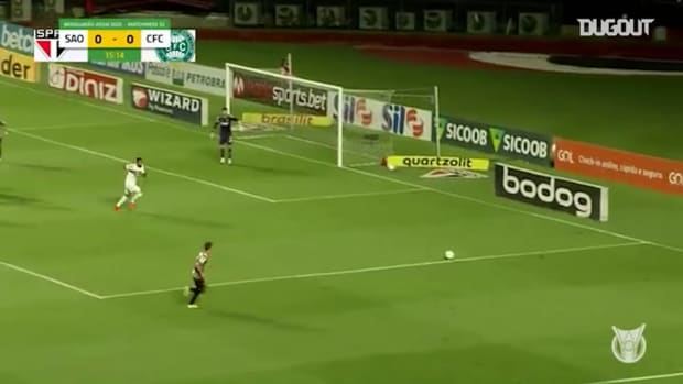 Highlights Brasileirão: São Paulo 1-1 Coritiba