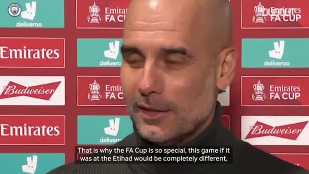 Pep delighted with tenth win in a row