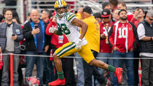 Tramon Williams with the Packers