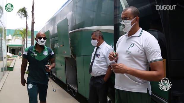 Palmeiras travel to Fortaleza ahead of Ceará clash