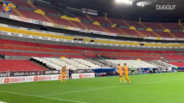 Pitchside: Tigres's goals in their 2-0 win at Atlas