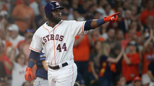 Houston Astros Yordan Alvarez