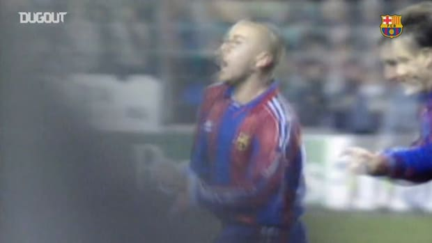 Barcelona's three goals against Rayo Vallecano you won't remember