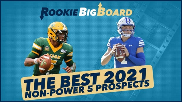 rookie big board