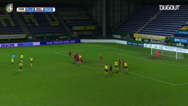 Fortuna smash six past RKC Waalwijk