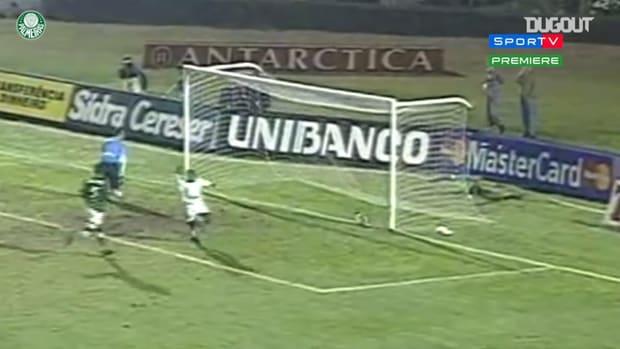 Palmeiras crowned 1999 Libertadores champions