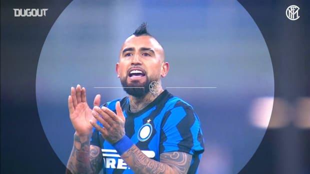 Focus on: Arturo Vidal vs Juventus
