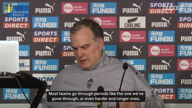 Bielsa on 'very important win' and defending set pieces