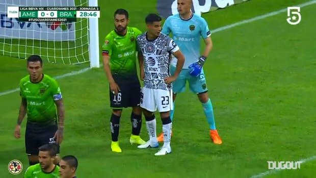 Club América's 2-0 win vs FC Juárez