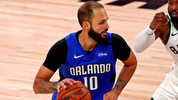 Orlando Magic Evan Fournier