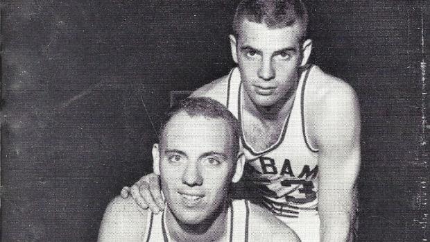 Alabama basketball media guide, 1964-65