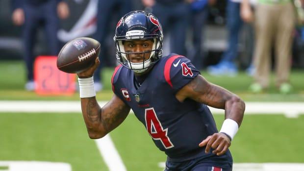Texans QB Deshaun Watson