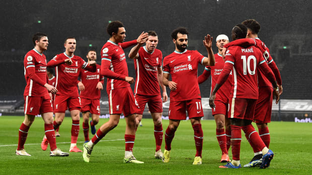 Liverpool-Tottenham-Salah-Firmino-Mane