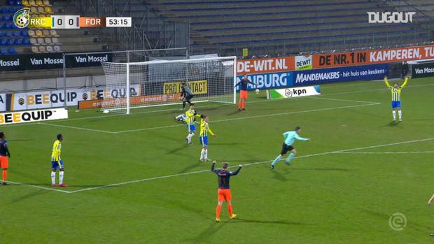 Seuntijens and Semedo fire Fortuna to win over RKC Waalwijk