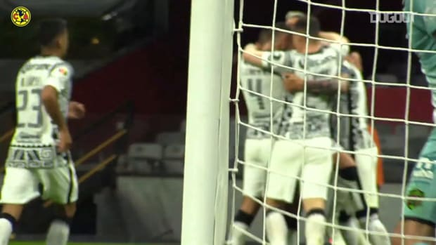 Pitchside: América's two goals vs FC Juárez