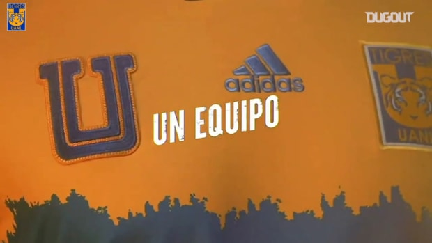 Tigres's kits for the Club World Cup