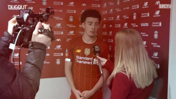 Curtis Jones: Liverpool's latest homegrown midfield star