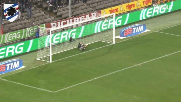Sampdoria's best home goals vs Juventus