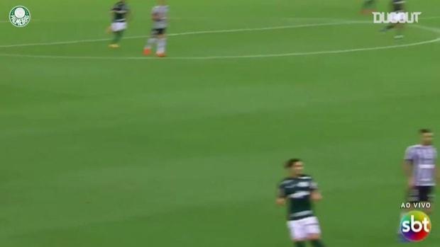 Palmeiras is champion of the Libertadores; Check the goal